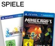 PS Vita-Games