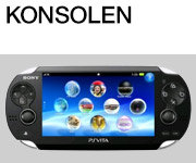 PS Vita-Konsolen