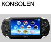 PS Vita-Konsolen