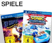 PS Vita-Games