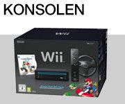 wii-Konsolen
