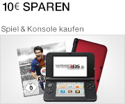 Nintendo 3DS Konsolenbundles