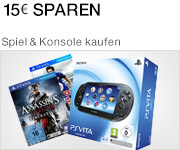 PlayStation Vita Konsolenbundles