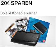PlayStation 3 Konsolenbundles: 20 EUR sparen
