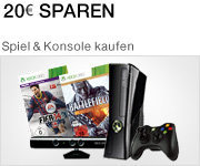 Xbox 360 Konsolenbundles