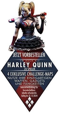 Batman: Arkham Knight - Harley Quinn Challenge-Maps gratis