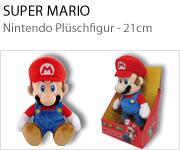 Nintendo Plüschfigur Super Mario