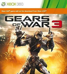 Gears of War 3: Multiplayer-Charakter Savage Kantus