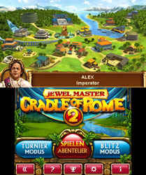 Jewel Master - Cradle of Rome 2 in 3D, Abbildung #01