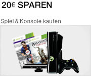 Xbox 360 Konsolenbundles