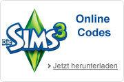 Die Sims 3 - Online Codes