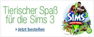 Die Sims 3: Einfach tierisch (Add-On)