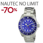 Nautec No Limit Armbanduhren