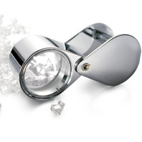 Erfahrung im Diamanthandel