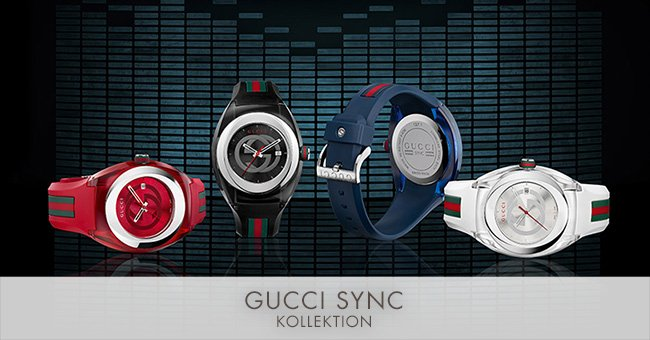 Gucci Sync Kollektion