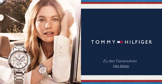 Tommy Hilfiger Damenuhren