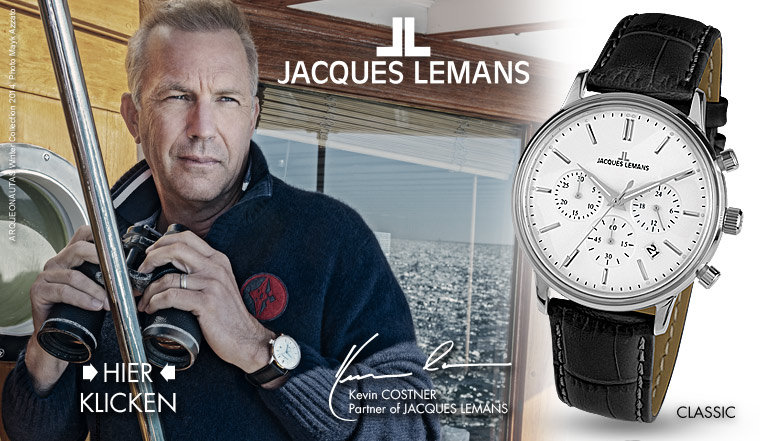 Jacques Lemans Uhren Shop