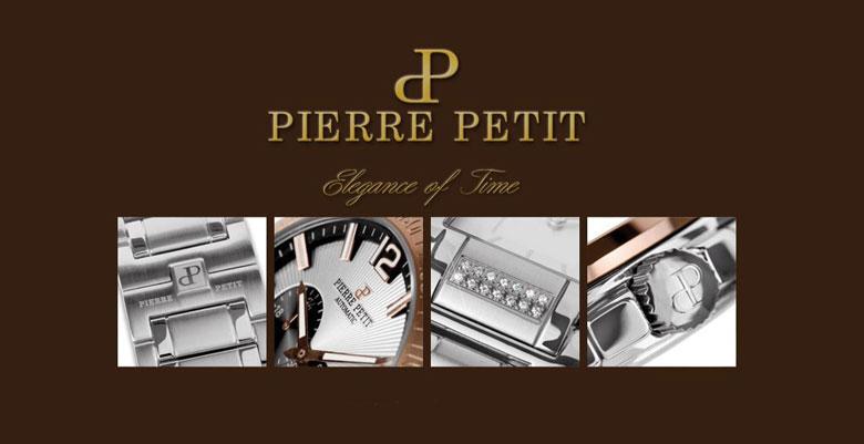 Pierre Petit Armbanduhren