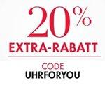 Aktion - 20% Extra-Rabatt