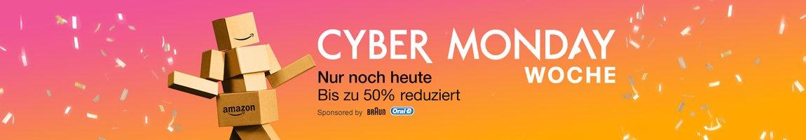 Cyber Monday Woche