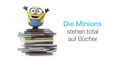 Minions Bücher
