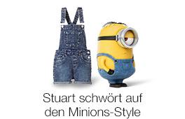 Minions Fashion