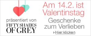 Valentinstag - Geschenke zum Verlieben
