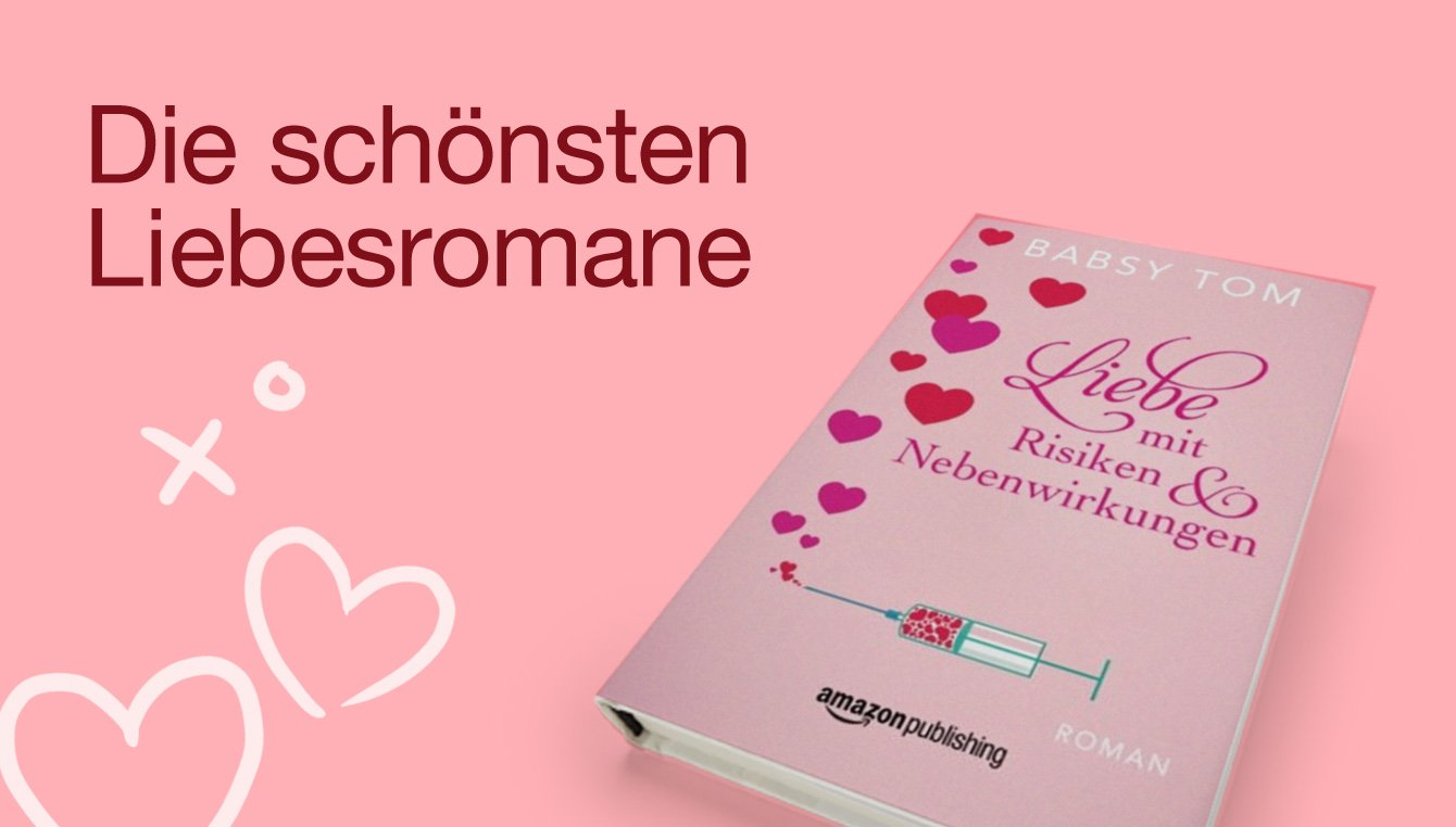 Die schönsten Liebesromane