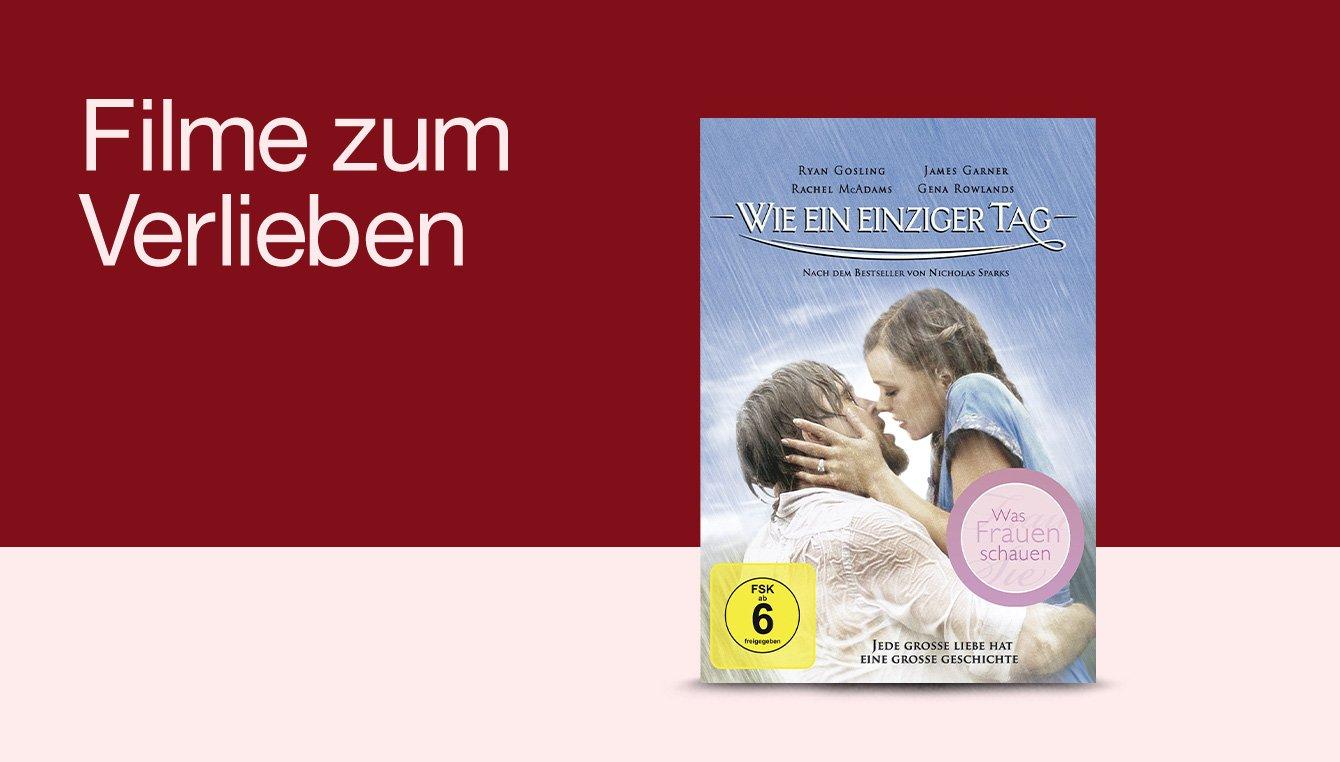 Filme zum Verlieben
