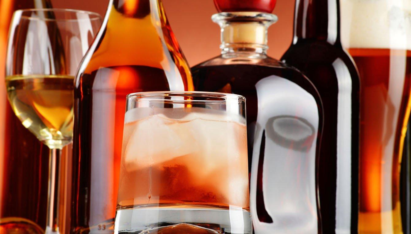 Hochwertige Whiskys, Weine  & mehr