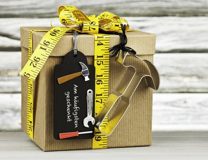Geschenkideen für Heimwerker