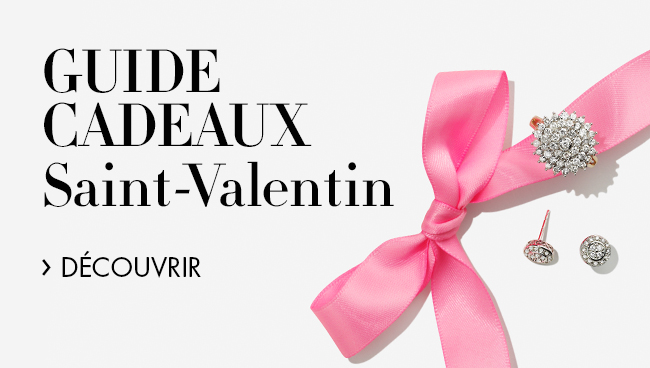 Guide Cadeaux Saint-Valentin