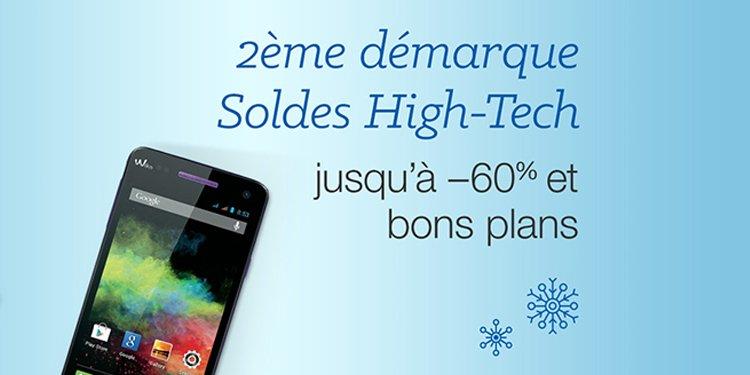 Soldes High-Tech