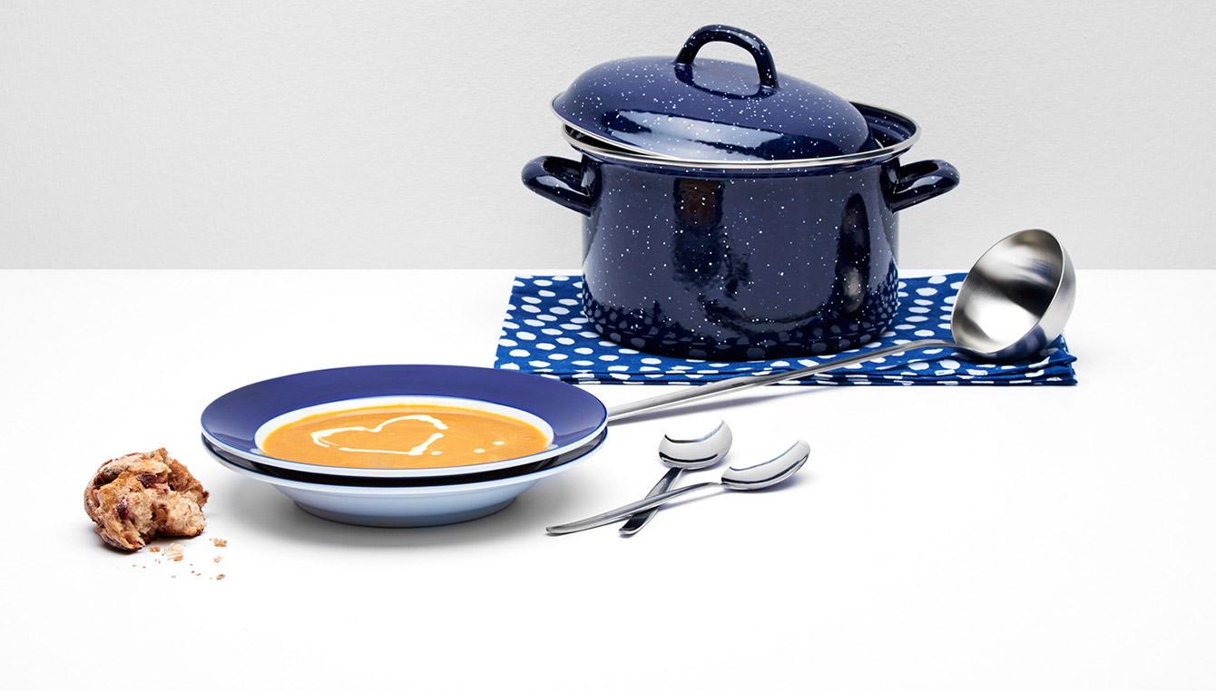 L'essentiel pour faire vos propres soupes