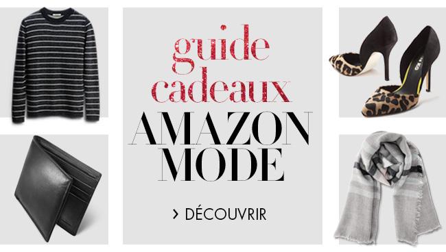 Guide cadeaux d'Amazon Mode