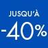 Offres d'Automne jusqu'à -40%