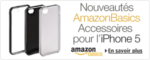 �tuis iPhone 5 AmazonBasics
