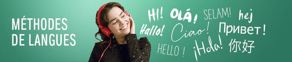 Méthodes de langues. Hello! Hallo! Salam!