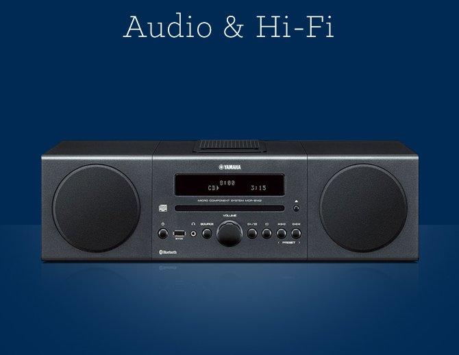 Audio & Hi-Fi