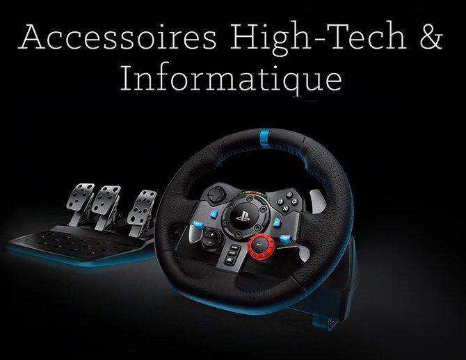 Accessoires High-Tech & Informatique