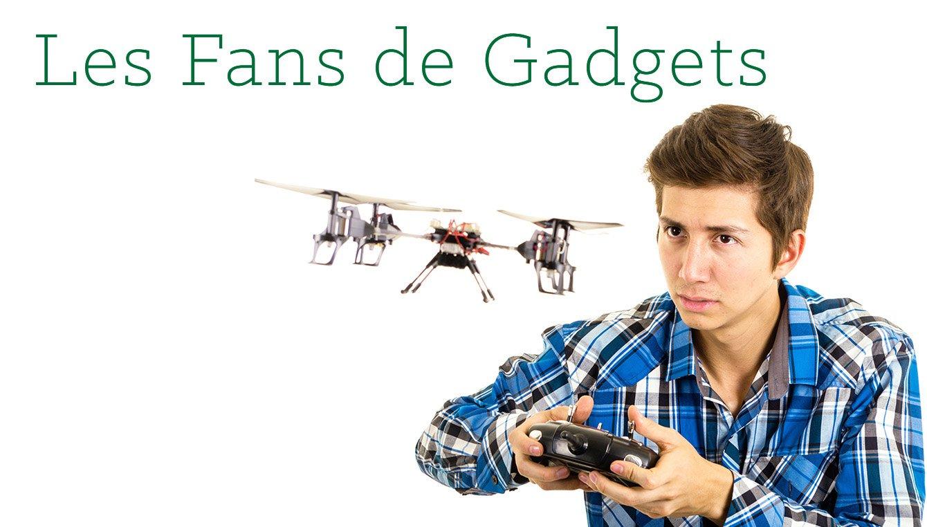 Les Fans de Gadgets