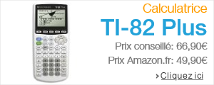 TI-82 Plus � 49.90�