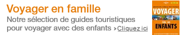 livres : guides touristiques pour des vacances en famille
