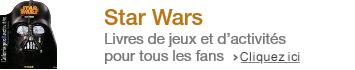 Livres : jeux et activités pour les fans de star wars