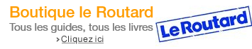 boutique Guides du Routard