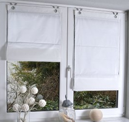 Rideaux panneaux Rideau cuisine design