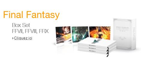 Final Fantasy Box Set