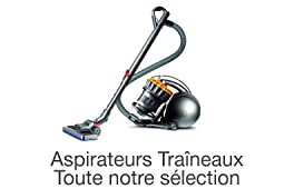 Aspirateurs Traîneaux sur amazon.Fr