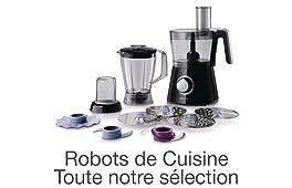 Robots de Cuisine sur amazon.Fr