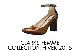 Chaussures Clarks Femme Hiver 2015